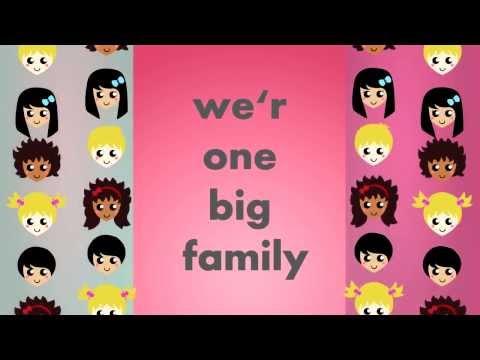 Maher Zain-one Big Family (Lyric Video)