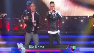 Rio Roma Mi Persona Favorita EN VIVO.