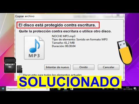 Quite La Protección CONTRA Escritura O Utilice Otro Disco│Eliminar Protección En USB Y Micro SD 2019