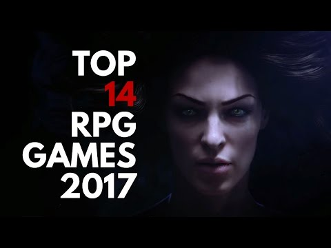 Top New RPG Games 2017 | 14 Best ROLE PLAYING GAMES of 2017 | PC/XBOX ONE/PS4