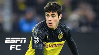 Gio Reyna on the rise at Dortmund: Should he already be starting for the USMNT? | ESPN FC