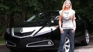 Roadfly.com - 2010 Acura ZDX Road Test and Review