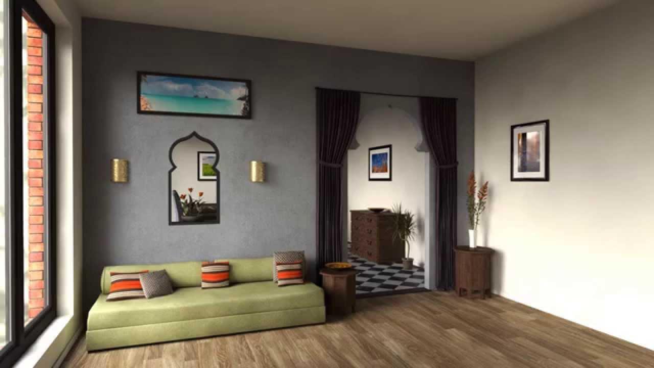 Tussenwand plaatsen met prefab raam en toog - YouTube