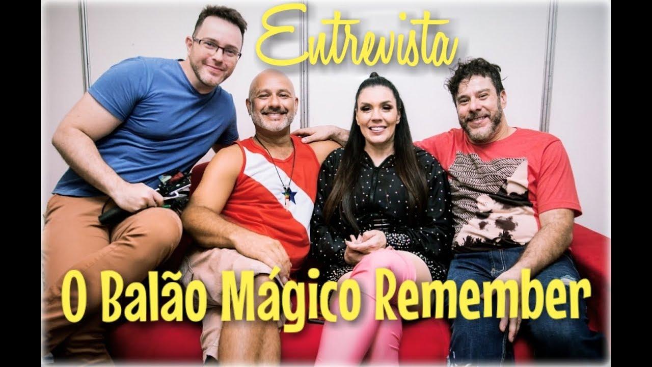 O Balao Magico Remember Tob Mike E Simony Falam Do Sucesso Do