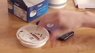 Sécurité incendie : Le détecteur de fumée connecté Hager Services