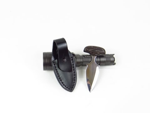 Нож самообороны или тычковый нож