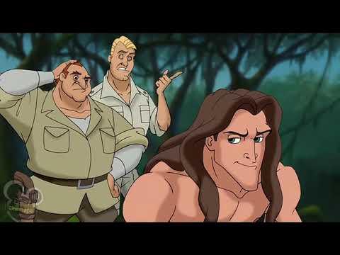 Legenda lui Tarzan Episodul 33(Tublat este capturat)