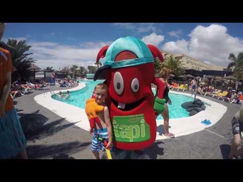 Lanzarote Hotel Beatriz Playa & Spa kids entertainment TAPI