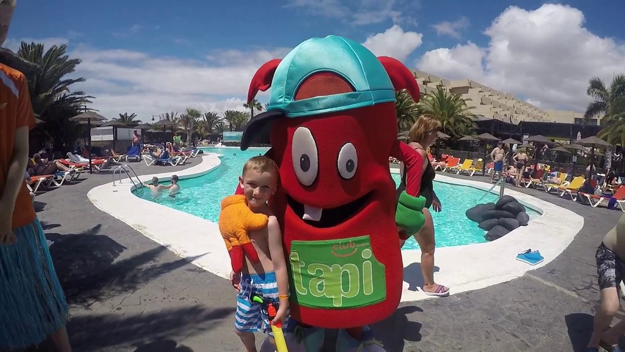 lanzarote hotel beatriz playa spa kids entertainment tapi - Tapi
