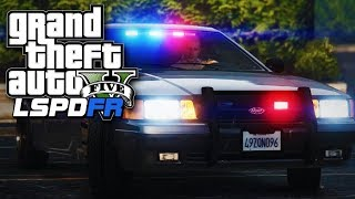 LSPD:FR INSTALLIEREN 😋 - GTA V TUTORIAL (newest)  😍- [Deutsch/German]