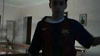 gee of soccer am dancing