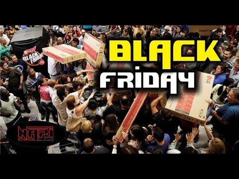 Black Friday Shoppers has done it again... South Africa