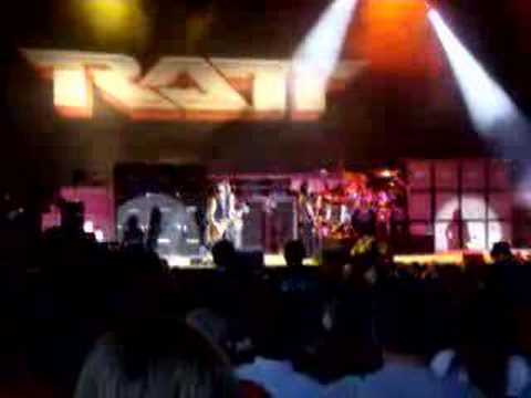 RATT LIVE 2007- BACK FOR MORE