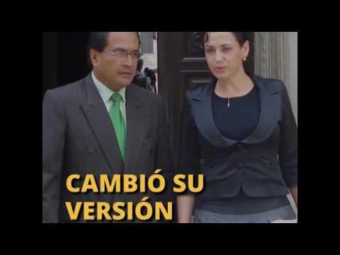 EX ASESORA SEÑALÓ A CHÁVARRY DE ORQUESTAR INTERVENCIÓN EN OFICINAS