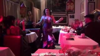 Dança do Ventre - Allana Alflen  - Khan el Khalili