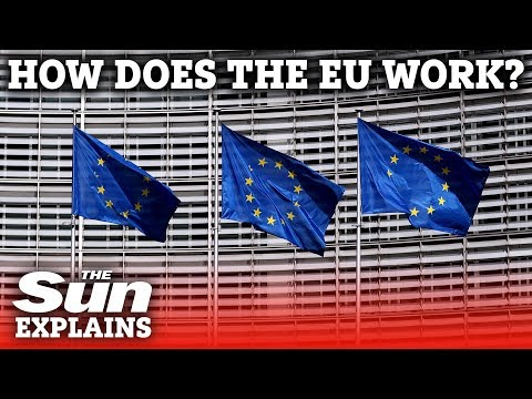 What is the EU and how does it work?