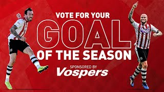 ⚽️ VOTE for your Vospers Goal of the Season!   Exeter City Football Club