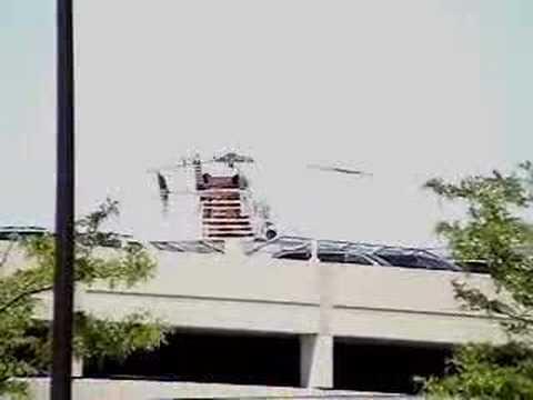 Loyola Lifestar Airlift from Northwest Community Hospital - YouTube