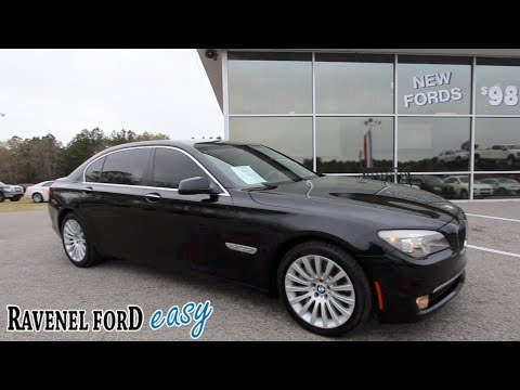 Here's a 2012 BMW 750li Xdrive Review - Was New $90,000 Now $22,980