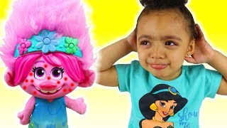 Miss Polly had a Dolly Nursery Rhymes Song for Kids - Leah's Play Time