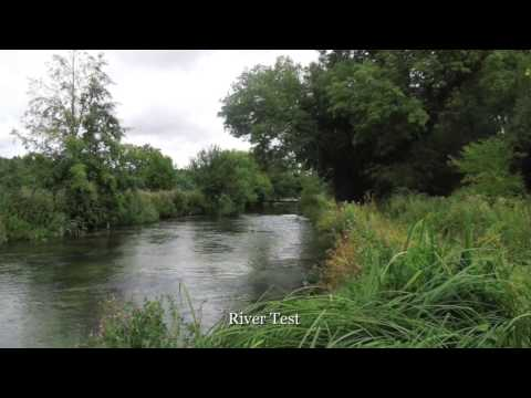 River Test - England: A Fly Fishing Pilgrimage