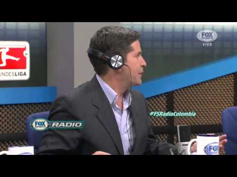 FOX SPORTS Radio Colombia [9 de Julio 2015]