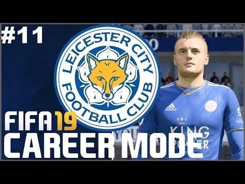 FIFA 19: Leicester City Career Mode - EP11   KANE VS VARDY.