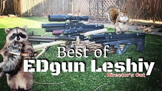 Best of EDgun Leshiy: Table for One, Backyard Bullies, and More! A Pest Control Highlight Reel