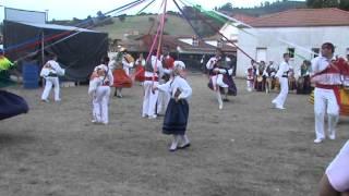 Cintas - Grupo de Danzas Virgen de Palacios - Festival Sauga-Folk, Colindres