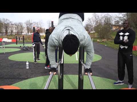 Balrog's Team Workout