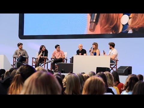 LGBTQ+ Panel Vidcon Europe