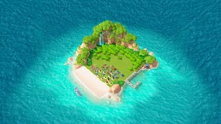 This is the life as a low level Boom Beach player...