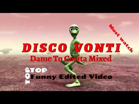 Disco Vonti | Hit Assamese Song- Funny Dame Tu Cosita mixed Assamese Comedy