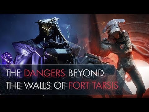 The Dangers Beyond The Wall   Anthem