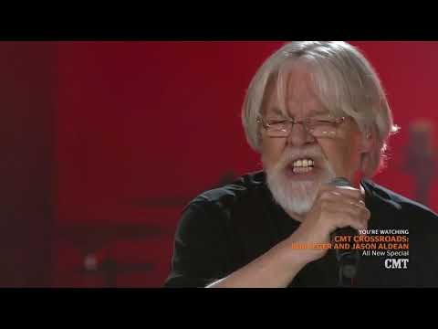Bob Seger & Jason Aldean - Tattoos on This Town [CMT Crossroads]