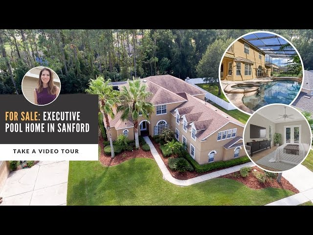 Home for Sale in Berington Club Sanford FL