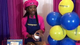 Paddington 2 Marmalade Sandwiches by Chef Simone Bridges Goddess Food Factory