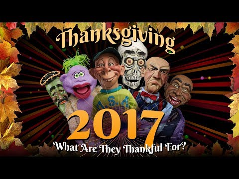 THANKSGIVING: What Are The Guys Thankful For in 2017? | JEFF DUNHAM streaming vf
