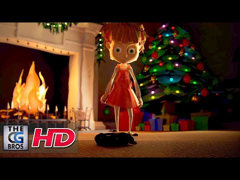 """CGI 3D Animated Short: """"Fall from Grace""""  - by Turnhead Studios"""