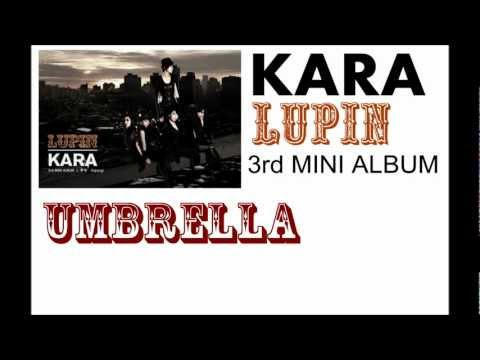 KARA - Lupin track list preview