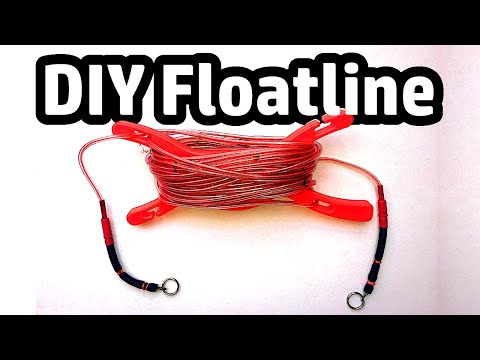 Tutorial - Build Your Own Floatline For 15$ - Spearfishing