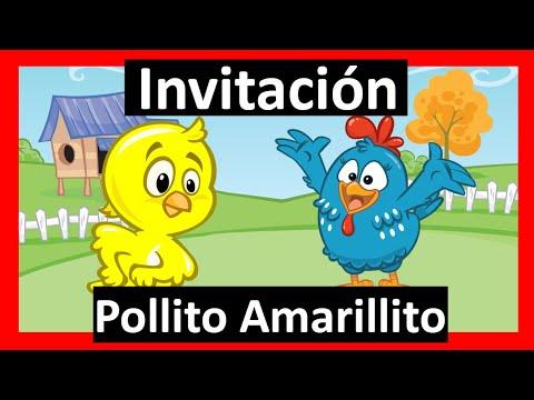 Crear Invitacion Gallina Pintadita Con Tu Foto Digital