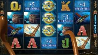 Leagues of Fortune Online Spilleautomat Pokies