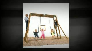 Small Swing Sets- What Kids Love!