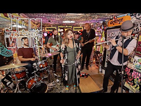 "DENGUE FEVER - ""Uku"" Live at Music Tastes Good in Long Beach, CA 2017) #JAMINTHEVAN"