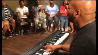 Trey McLaughlin and The Sounds of Zamar -- Hosanna