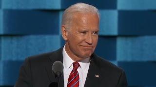 Senators Say Goodbye to Joe Biden