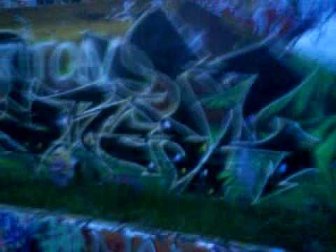 graffiti idragogeio kifissias