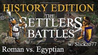 Settlers 3 Battles - History Edition 1v1 [Full Match]