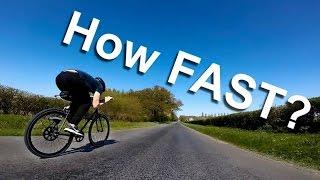 Electric bike SPEED testing